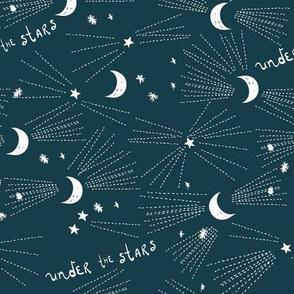 Under the Stars (navy) MED