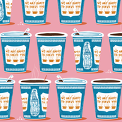 NYC Coffee Cup Alternate