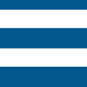 Preppy stripes - sea LARGE8