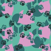 Catmouflage - mint