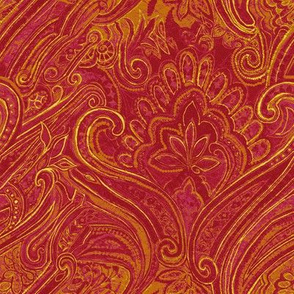 paisley_red_gold_shimmer