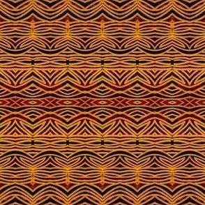 Golden Arches linear design