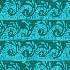 Deep Sea Waves - 2