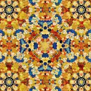 Golden Charm: Color Galore