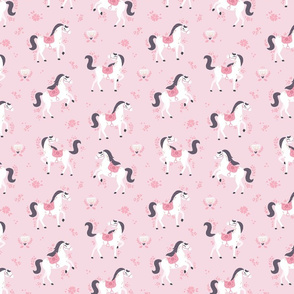 PonyTale SMALL pink