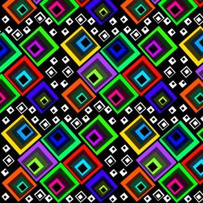 Squares! #2 black
