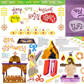 Holy Week and Pascha Playset