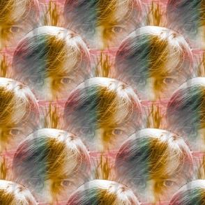 Fractalized Portrait Tile