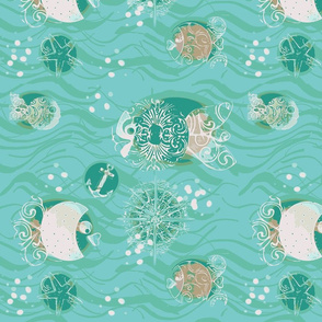 Nautical Ocean Design