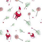 Santa with Loollies