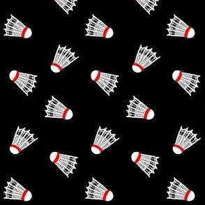 Shuttlecock  / On Black