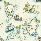 Pirate Journey to Skull Island//Nautical Challenge//Kim Marshall
