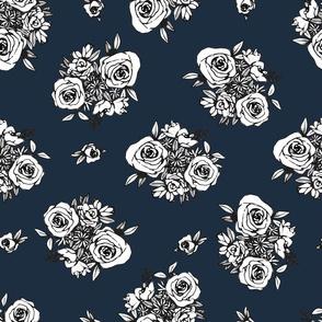 navy_flower_pattern_white_flowers