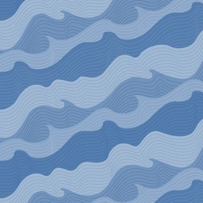waves and lines