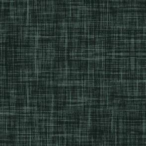 Dark green linen look green dark