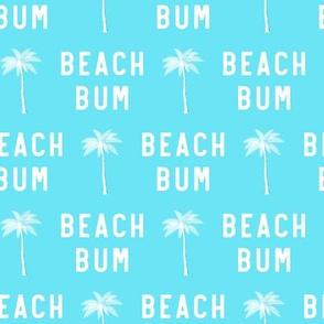 beach bum - blue - LAD19