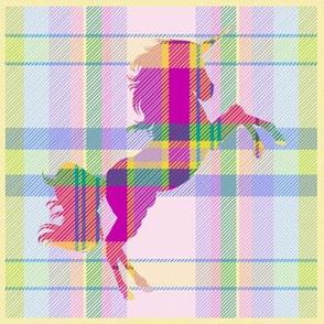 Unicorn Tartan