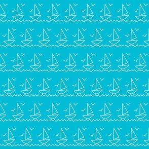 Keep On Sailing On