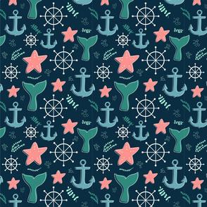 Pattern_Nautical