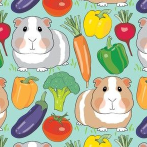 guinea-pigs-and-veggies-on-teal