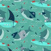 Nautical sharks