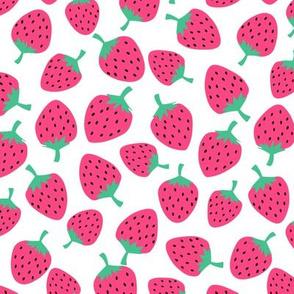 Strawberries // Classic