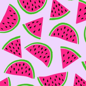 Watermelon // Purple Power