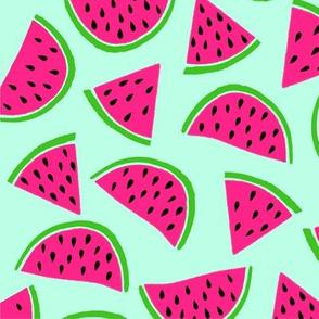 Watermelon // Mint