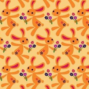 Twilight Bunnies - Light (Orange)