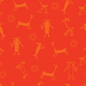 petroglyph4_orange version