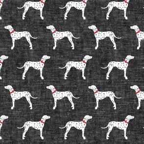 Dalmatians - grey - LAD19