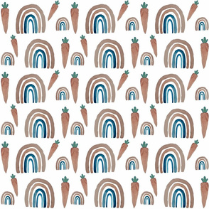 carrots spoonflower