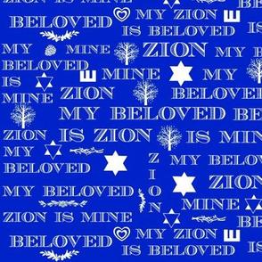 My Beloved Zion - Jerusalem