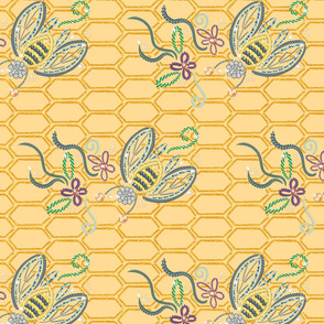 Beaded Bee