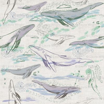 Nautical whales