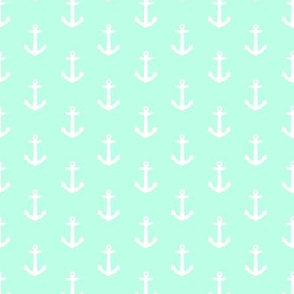 Ahoy Anchors // Mint