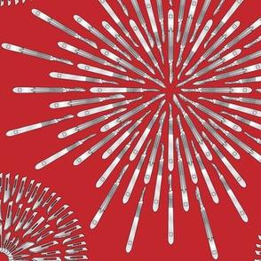 Scalpels 3 (Red)