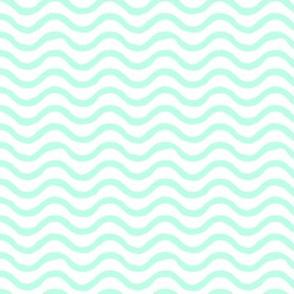 Wavy lines // Mints