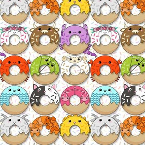 When all the Donuts Align - Small