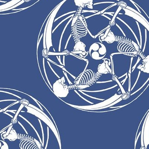 TriSkeleton (Blue)