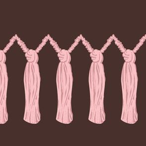 Vintage Tassel Blush