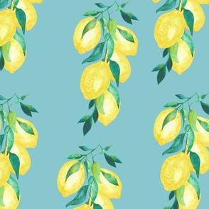 Lemon Branch Blue