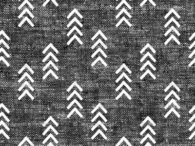 (small scale) arrow stripes - grey C19BS