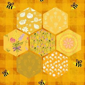 Pollinator Picnic Quilt