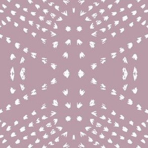 BOHO TILE MAUVE SMALLER