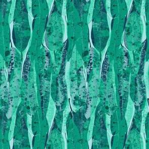 Croton, Greens/Blues