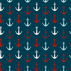 Anchors Aweigh - Dark
