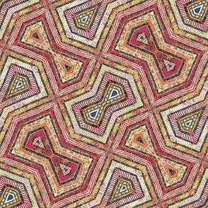 Quiet Colors: Bow Tie Tesselation
