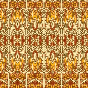 Golden Macrame