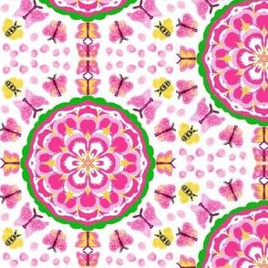 Pretty Little Pollinators